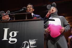 mouse hearts ignobels